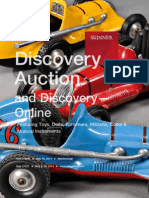 Discovery featuring Toys, Dolls, Ephemera, Militaria, Coins & Musical Instruments | Skinner Auctions 2722T and 2726M