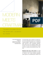 Modern Meets Craftmanship-Editorial