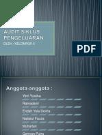 Audit Siklus Pengeluaran