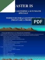 geotehnica_tehnici de Foraj