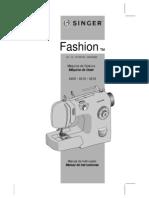 4205 Fashion Manual de Instruções PT e ES
