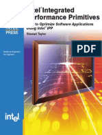 Intel Performance Primitives