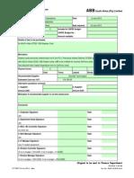 1_Apllication for Capital Expenditure FNAE-647B7E Rev 1