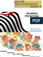 Módulo III- Reuniões GProdutivas