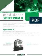 Spectrum k
