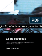 Brea Jose Luis - La Era Postmedia