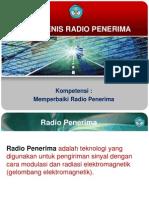 Jenis - Jenis Radio Penerima
