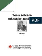 Kim Il Sung Educacion