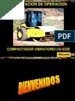 Curso Capacitacion Operacion Rodillo Compatador Cs533e Caterpillar