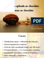 Tecnologia Aplicada Ao Chocolate
