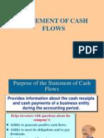 Statement of Cash Folw