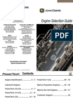 John Deere Powertech Engine Selection Guide