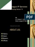 Brain League IP Services