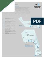 911 Memorial Museum - Suggested Pathways