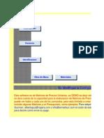 Matrices de Precios Unitarios (1)