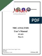 JWARN Users Manual