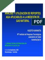 Analisis de Las Normas AGA 3, 7, 8 y 9 en Español