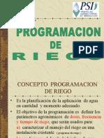 7272823 Programacion de Riego Ing Pedro Chucya