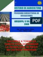 7331096 Consideraciones Tecnicas Para Diseno Agronomico en Frutales Ing