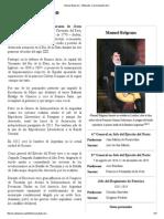 Manuel Belgrano - Wikipedia, La Enciclopedia Libre