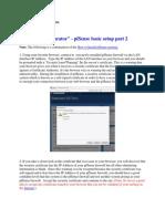 How to Configure PfSense