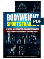 Bodyweight Sports Training