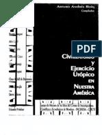 Roig_1995_Proceso Civilizatorio y Ejercicio Utópico en Nuestra América