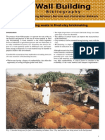 Bibliography on Using Waste in Fired-clay Brickmaking