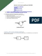 Analisis y Aplicacion Del Circuito Amplificador Cascode