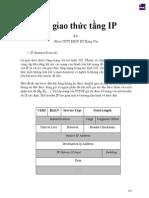 Các Giao Thức Tầng IP