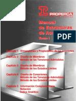 Manual de Estructuras de Acero i