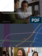 Facebook for Direct Response Marketing