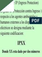Grados IP