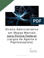 Mapa Mental de Administrativo