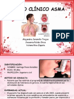 Caso Clínico Asma