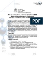 Programa Académico - DBCon