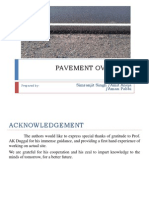 Pavement Overlay