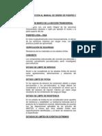 Introducción Al Manual de Diseño de Puentes 2