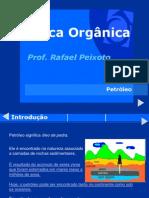 Aula de Quimica Organica - Petroleo
