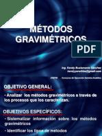 metodos gravimetricos