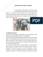 Normas Internacionales Sobre El Arresto2
