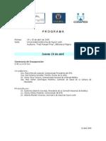 Expediente Clínico y Ley de Trasparencia 2005