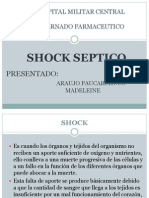 Shock Septico Madeley