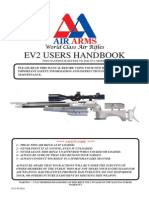 Manual - Air Arms - EV2
