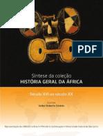 Síntese Da Coleção História Geral Da África - Publicação UNESCO