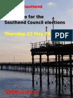 Southend Labour Manifesto 2014
