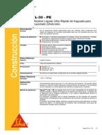Acelerante Concreto Lanzado - HT_Sigunit L-30 PE