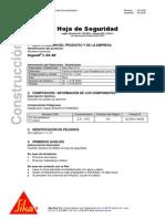 Acelerante Concreto Lanzado - HS_Sigunit L-50 AF