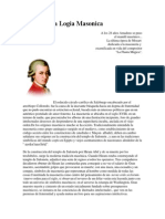 Mozart y La Logia Masonica