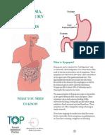 Dyspepsia Brochure